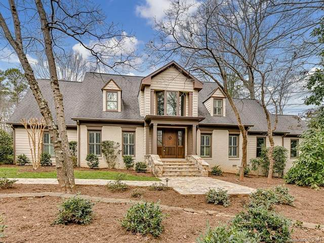 500 Highland Forest Drive, Charlotte, NC 28270 (#3700735) :: MOVE Asheville Realty