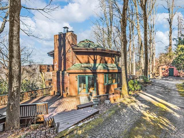830 Town Mountain Road, Asheville, NC 28804 (#3700740) :: Carlyle Properties