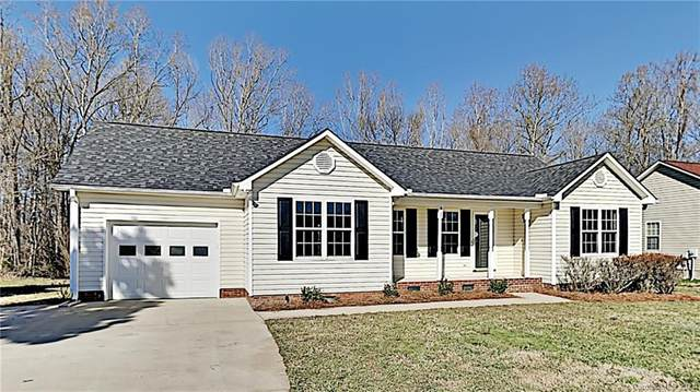 603 Highland Ridge Drive, China Grove, NC 28023 (#3700783) :: Puma & Associates Realty Inc.