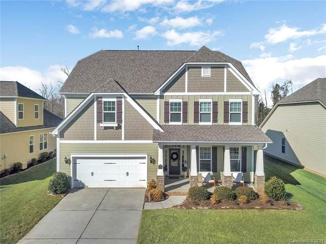 1829 Painted Horse Drive, Indian Trail, NC 28079 (#3700799) :: High Performance Real Estate Advisors