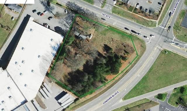 608 1st Street E, Conover, NC 28613 (#3700816) :: High Performance Real Estate Advisors