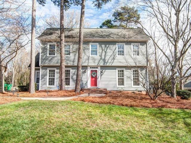 927 Trentle Court, Charlotte, NC 28211 (#3700843) :: Stephen Cooley Real Estate Group