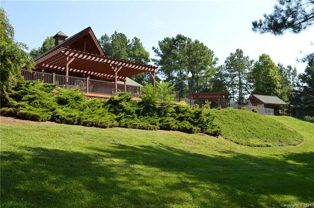 Lot #107 Greens Road, Granite Falls, NC 28630 (#3700858) :: High Performance Real Estate Advisors