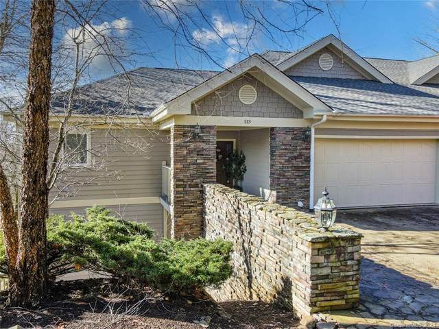 113 Mountainside Lane, Mars Hill, NC 28754 (#3700859) :: Keller Williams Professionals