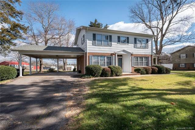 502 N Center Street, Hildebran, NC 28637 (#3700921) :: Rhonda Wood Realty Group