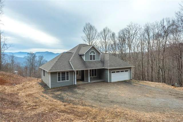254 Catbrier Lane, Burnsville, NC 28714 (#3700985) :: Scarlett Property Group