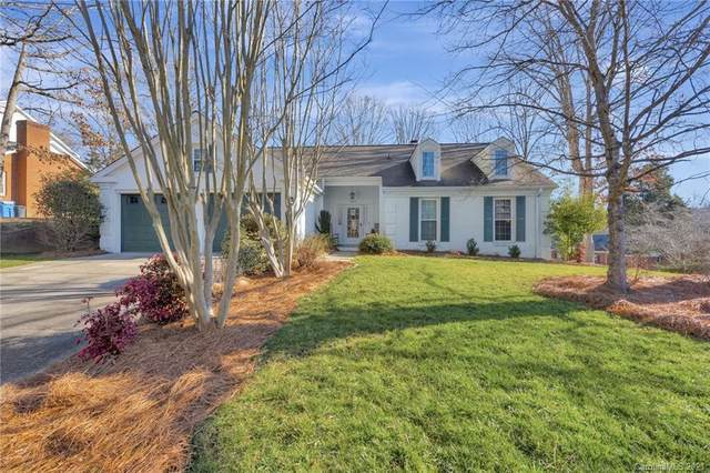 504 Foxfield Lane, Matthews, NC 28105 (#3701006) :: Ann Rudd Group