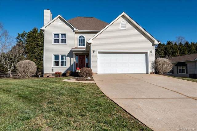 712 Painted Feather Lane, Conover, NC 28613 (#3701009) :: Robert Greene Real Estate, Inc.