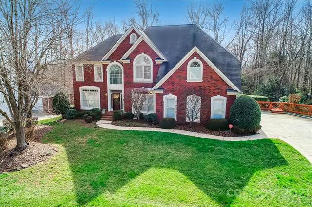 9914 Bayart Way, Huntersville, NC 28078 (#3701010) :: LePage Johnson Realty Group, LLC
