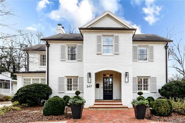 347 Ridgewood Avenue, Charlotte, NC 28209 (#3701077) :: Caulder Realty and Land Co.