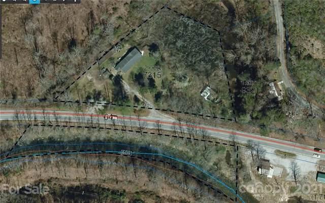 8914 Rosman Highway, Rosman, NC 28772 (#3701114) :: Exit Realty Vistas