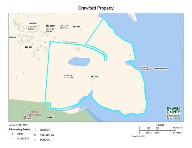 995 Crawford Road, Salisbury, NC 28146 (#3701174) :: Carolina Real Estate Experts