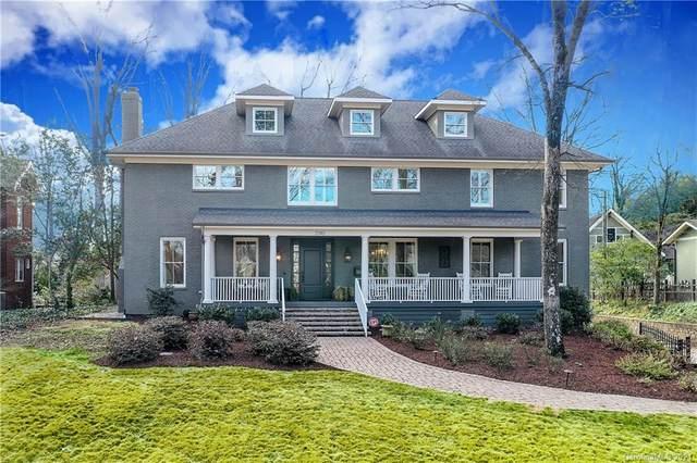 2240 Mecklenburg Avenue, Charlotte, NC 28205 (#3701242) :: Homes Charlotte