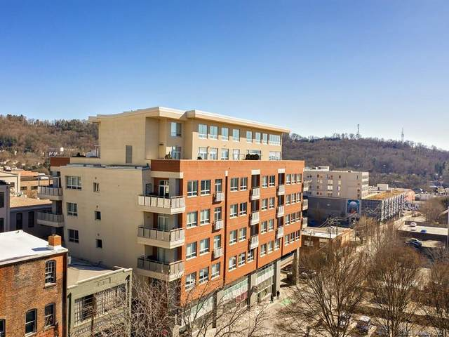 12 Lexington Avenue #507, Asheville, NC 28801 (#3701254) :: SearchCharlotte.com