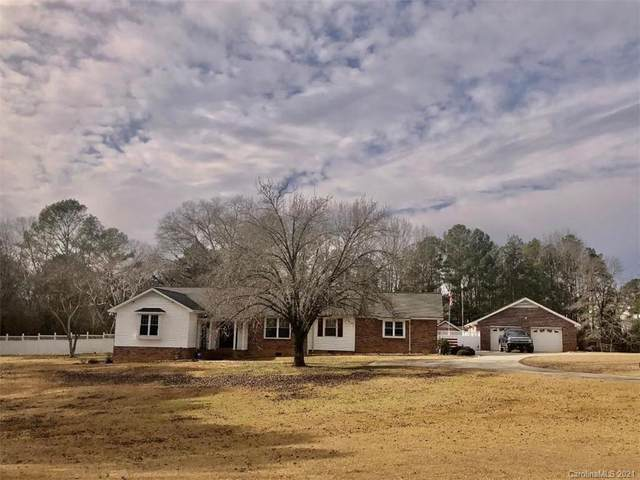 534 Country Club Road, Kershaw, SC 29067 (#3701256) :: Robert Greene Real Estate, Inc.