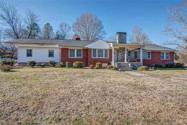 5576 Hwy 27 Highway, Iron Station, NC 28080 (#3701265) :: Homes Charlotte