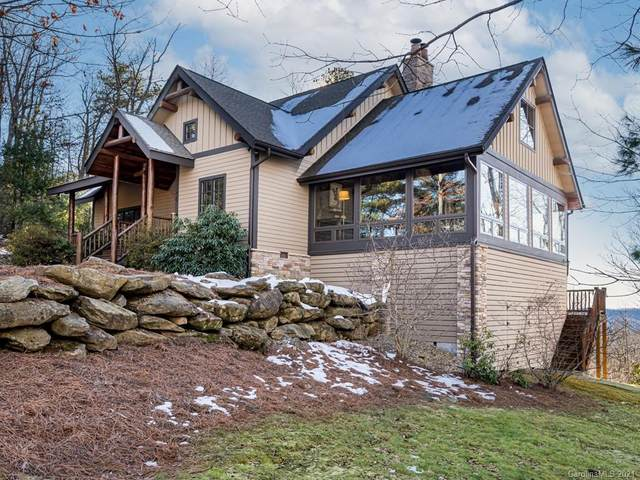 57 Pinnacle Falls Lane, Zirconia, NC 28790 (#3701283) :: MOVE Asheville Realty