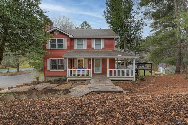 10 Shackleford Drive, Asheville, NC 28806 (#3701298) :: Scarlett Property Group