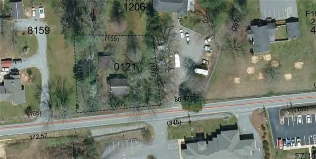 5655 Hendersonville Highway, Pisgah Forest, NC 28768 (#3701319) :: Keller Williams Professionals