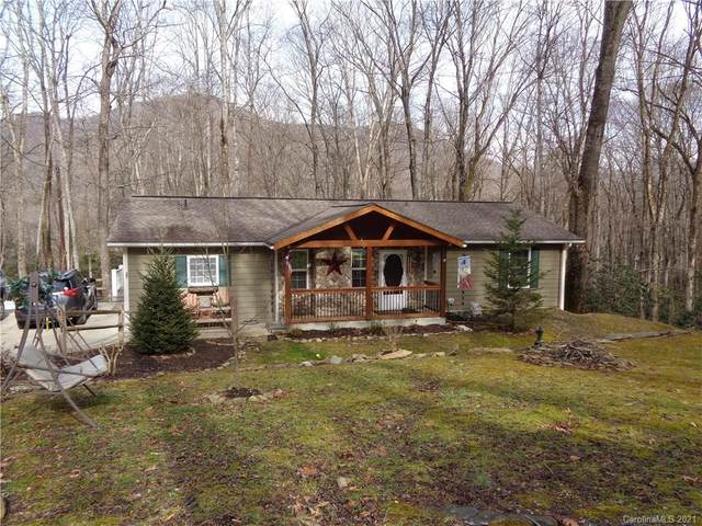 27 Maple Drive, Maggie Valley, NC 28751 (#3701332) :: Keller Williams Professionals