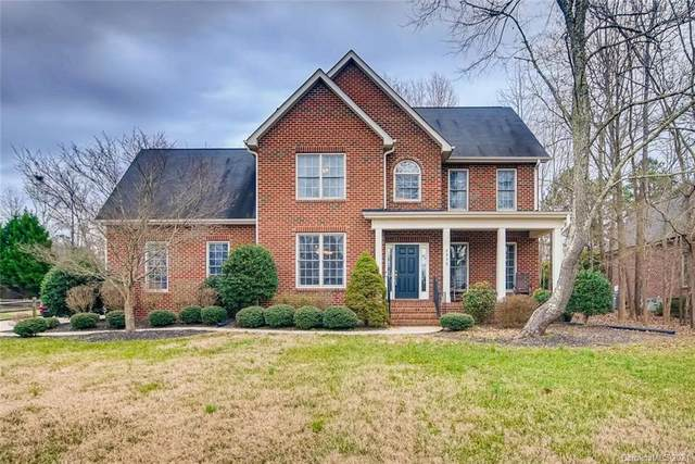 2938 Phillips Fairway Drive, Charlotte, NC 28216 (#3701344) :: Exit Realty Vistas