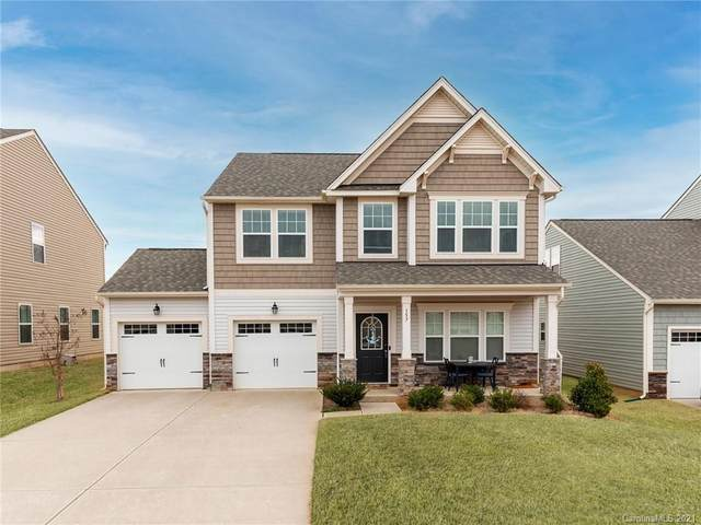 157 Fesperman Circle #130, Troutman, NC 28166 (#3701358) :: Homes Charlotte