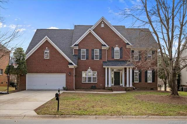 12024 Farnborough Road, Huntersville, NC 28078 (#3701382) :: Stephen Cooley Real Estate Group