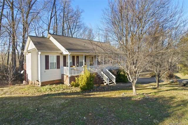 157 Mount Zion Drive, Statesville, NC 28625 (#3701413) :: Keller Williams South Park