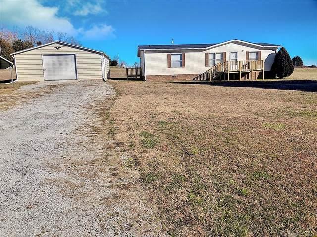 482 Shires Road, Ellenboro, NC 28040 (#3701530) :: Miller Realty Group