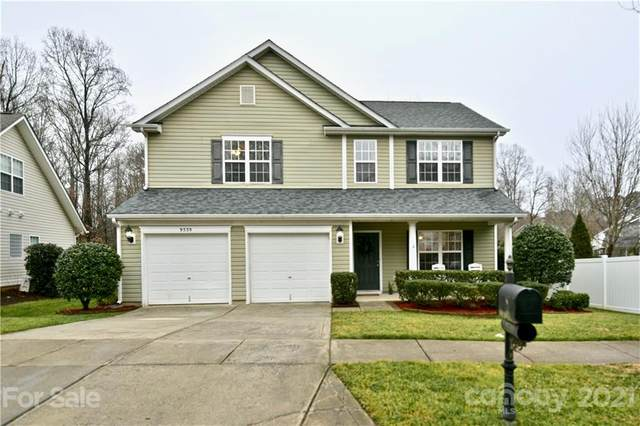 9539 Renick Drive, Cornelius, NC 28031 (#3701567) :: LePage Johnson Realty Group, LLC