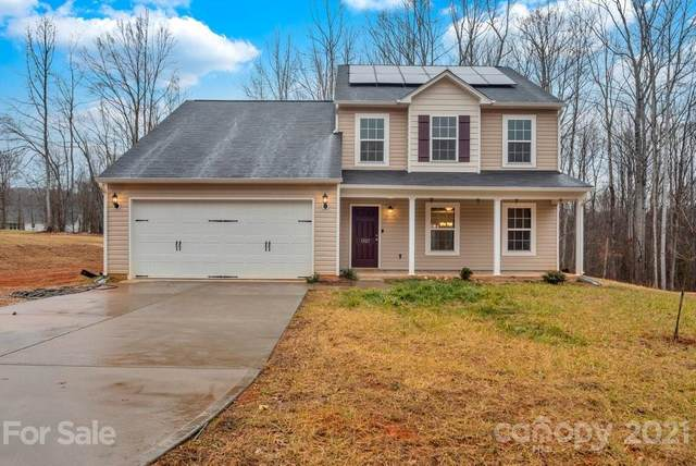 1327 Landsdown Drive, Salisbury, NC 28147 (#3701652) :: LePage Johnson Realty Group, LLC