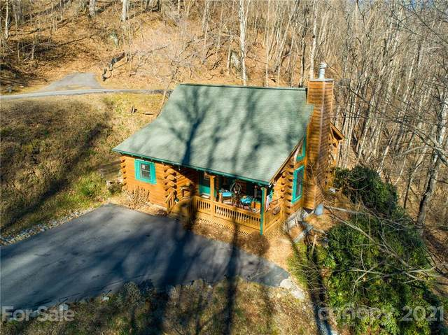 630 Nottingham Road, Maggie Valley, NC 28751 (#3701779) :: MartinGroup Properties