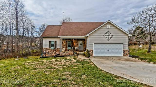 132 Logan Ridge Drive, Statesville, NC 28677 (#3701794) :: Home and Key Realty