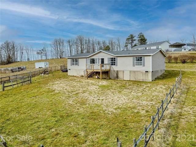 81 Dena Nix Lane, Hendersonville, NC 28792 (#3702050) :: Exit Realty Vistas