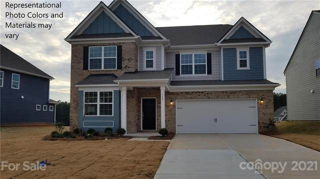 120 Port Bow Drive #130, Troutman, NC 28166 (#3702056) :: LePage Johnson Realty Group, LLC