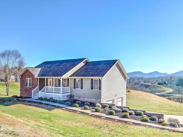 62 Lawson Ridge Road, Leicester, NC 28748 (#3702068) :: Home and Key Realty