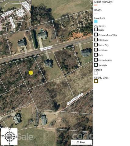 0 Twin K Drive, Rutherfordton, NC 28139 (#3702101) :: LePage Johnson Realty Group, LLC