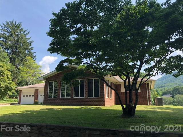 100 Chapel Road, Black Mountain, NC 28711 (#3702163) :: Odell Realty