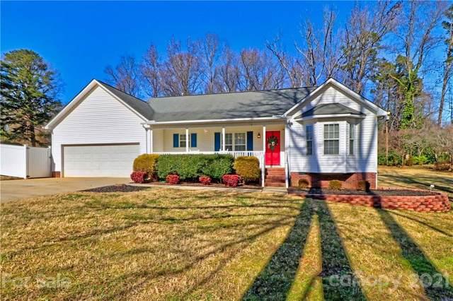 110 Fairfax Drive, Salisbury, NC 28146 (#3702193) :: Home and Key Realty