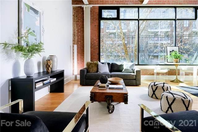 310 Arlington Avenue #205, Charlotte, NC 28203 (#3702194) :: High Performance Real Estate Advisors