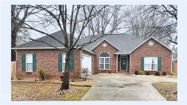 1001 Josey Lane, Indian Trail, NC 28079 (#3702214) :: IDEAL Realty