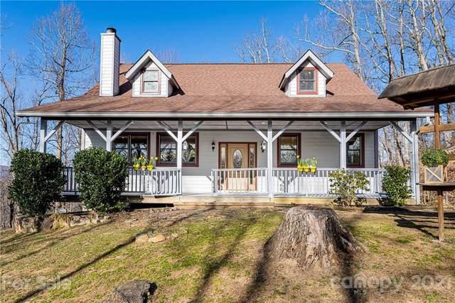 274 Table Rock Drive, Saluda, NC 28773 (#3702236) :: Burton Real Estate Group