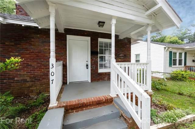 307 Plymouth Avenue, Charlotte, NC 28206 (#3702242) :: Homes Charlotte