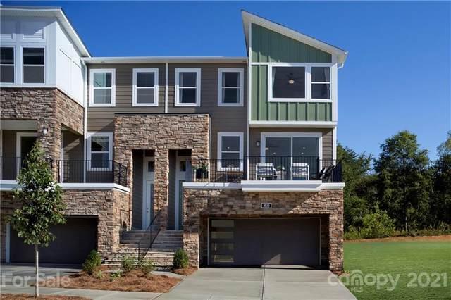 3220 Ensemble Court #10, Charlotte, NC 28262 (#3702261) :: Homes Charlotte