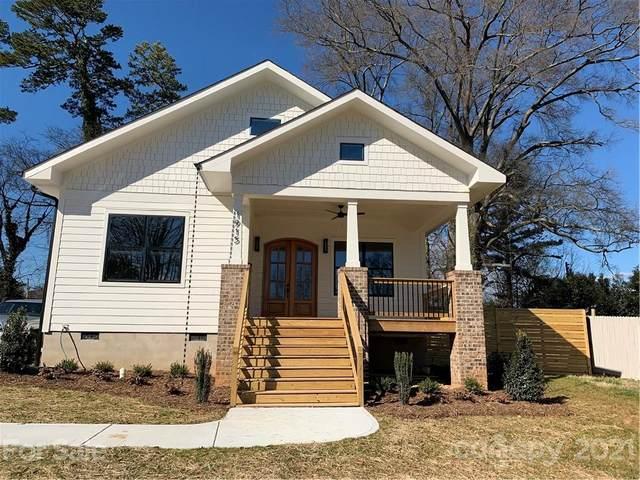 1915 Garnette Place, Charlotte, NC 28216 (#3702300) :: Homes Charlotte