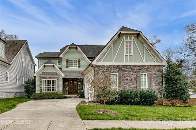 4114 Windemere Lane, Charlotte, NC 28211 (#3702315) :: High Performance Real Estate Advisors