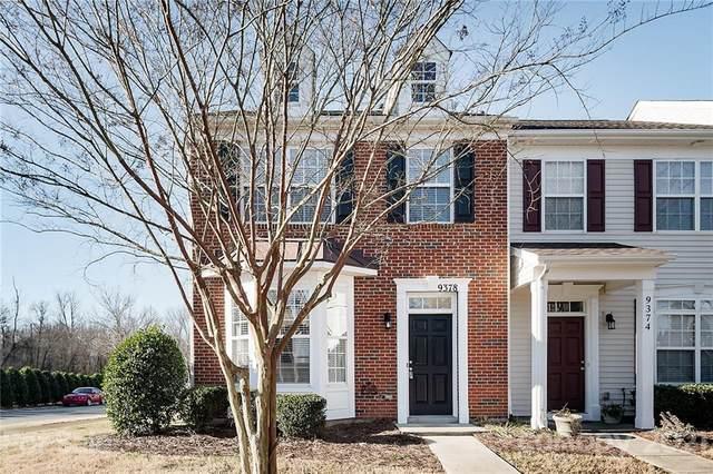 9378 Greenheather Drive #207, Huntersville, NC 28078 (#3702347) :: Puma & Associates Realty Inc.