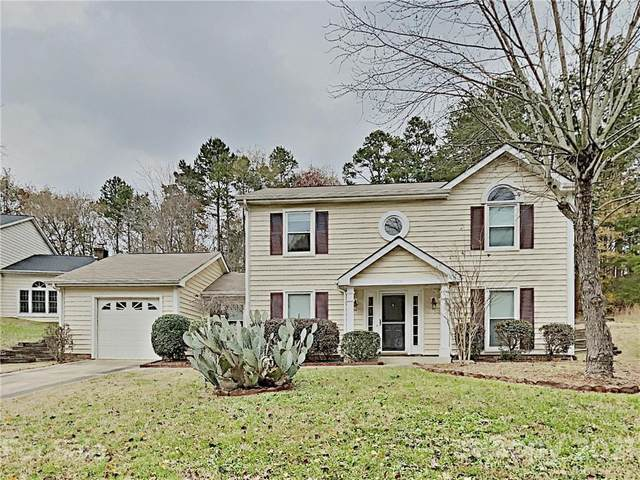 12536 Emerald Court, Pineville, NC 28134 (#3702369) :: Burton Real Estate Group
