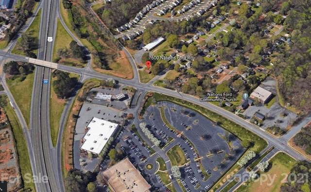 7600 Nations Ford Road, Charlotte, NC 28217 (#3702386) :: Caulder Realty and Land Co.