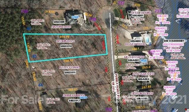 0 Pebble Point Road #43, Salisbury, NC 28146 (#3702400) :: Odell Realty